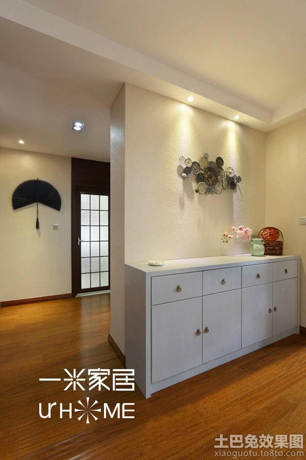 简约美式家居玄关装修效果图 4 7高清图片