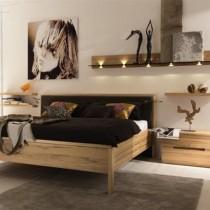 复式楼文艺范卧室装修效果图大全2012图片 (4 张图)