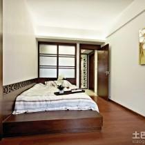 客厅隔断房间设计图 (9 张图)