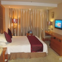 装修 效果图/中式小型宾馆走廊装修效果图 8