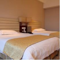 装修 效果图/中式小型宾馆走廊装修效果图 4