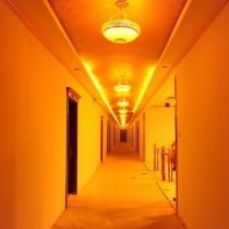 装修 效果图/中式小型宾馆走廊装修效果图 3