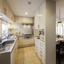 北欧风格小户型厨房装修效果图 (7 张图)