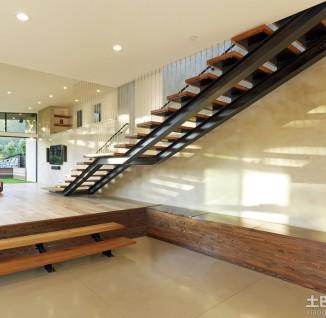 室内钢结构楼梯图集