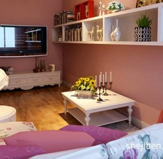 最新小户型女生卧室装修效果图