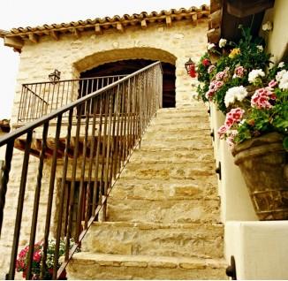户外楼梯设计