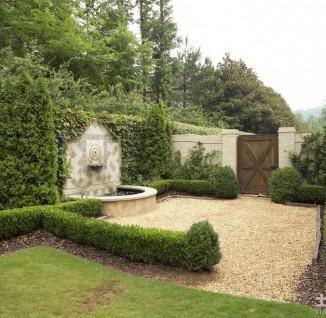 150平米庭院绿化设计图-北方庭院种什么树好,北方能的