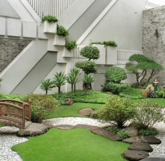 日式庭院景观设计