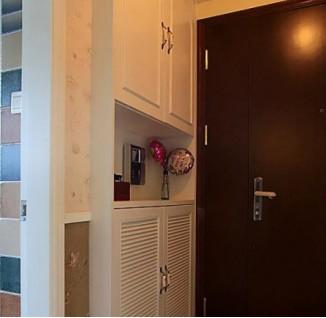 鞋柜设计图-新中式玄关鞋柜设计图,鞋柜尺寸及内部图