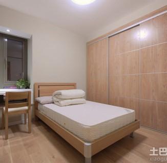 日式简约风格120平米房屋装修效果图(7/8)