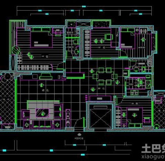 8米宽20米长自建房设计图展示