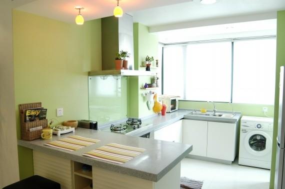 厨房装修效果图388装修效果图