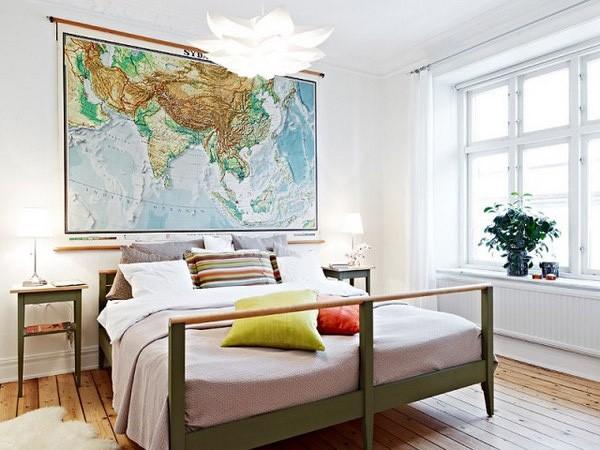 清新壁纸 86平北欧风公寓装修效果图_第4张 - 家居图片
