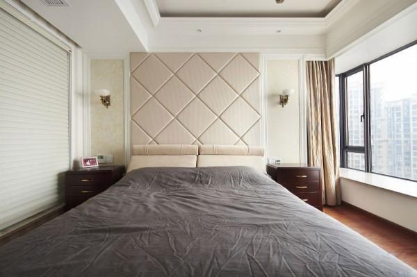 床头软包装修效果图23装修效果图