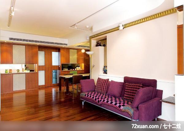 客厅/客厅,造型沙发背墙,冷气摆放设计,造型天花板,展示柜, (20/20)