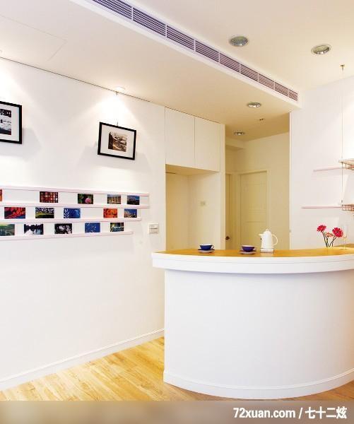 龙发,卢成峰,餐厅,隔间吧台,冷气摆放设计,造型主墙,电器高清图片
