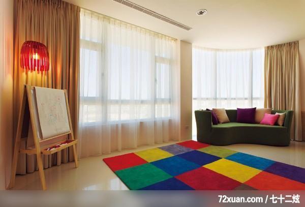 设计 造型/卧室,观景沙发座,造型天花板,冷气摆放设计, (14/17)