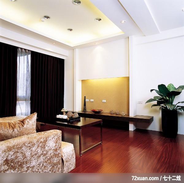 客厅,造型电视主墙,阳台落地窗,造型天花板,电视柜, (5/10)