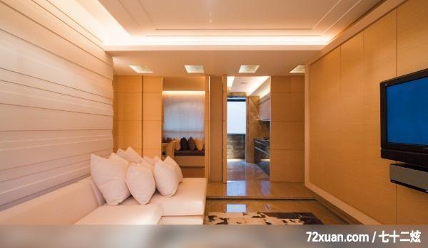简化营造空间,龙发,殷勇,客厅,造型天花板,造型电视主墙,造型沙发背墙