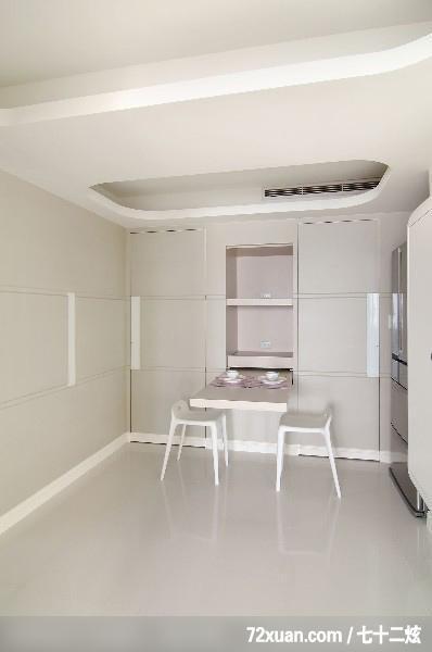 电器收纳柜,造型天花板,隐藏门,冰箱,装修效果图 第16张 家居高清图片