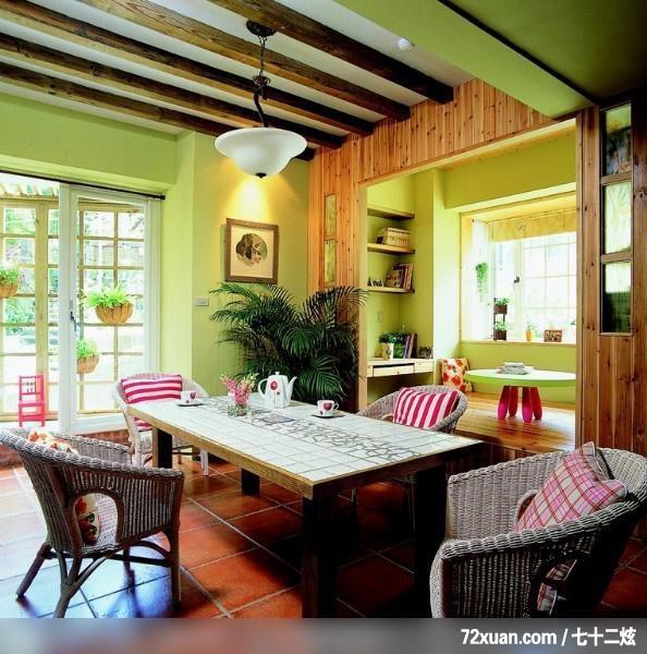餐厅,书架 层板