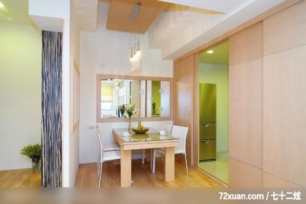 设计,周建志,餐厅,造型主墙,造型天花板,造型灯光,拉门,冰高清图片