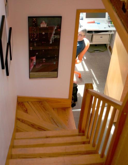 楼梯装修效果图56 (5/9)
