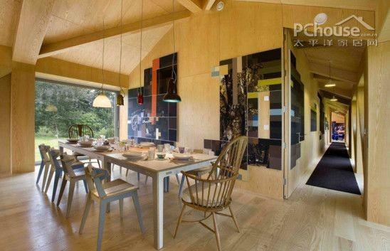 超炫创意乡村别墅设计装修效果图图片