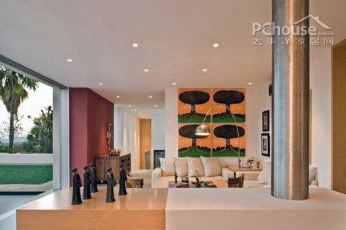 室内设计 小户型电视背景墙 小户型房子 70平米小户型装修 小户型复式图片