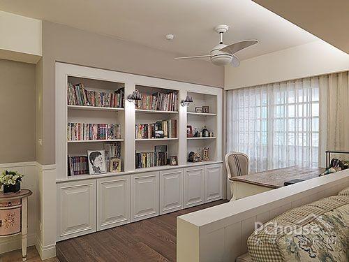 130平4房混搭设计装修效果图 第8张 家居图库 九正家居网高清图片