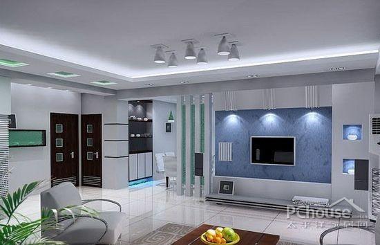 小户型客厅装修效果图欣赏装修效果图