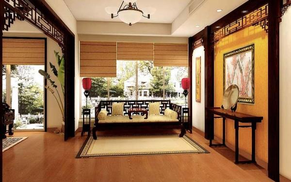 中式书房装修效果图十五 (2/5)图片