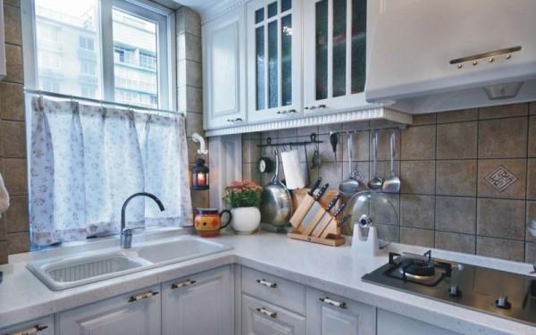 中式厨房装修效果图八装修效果图