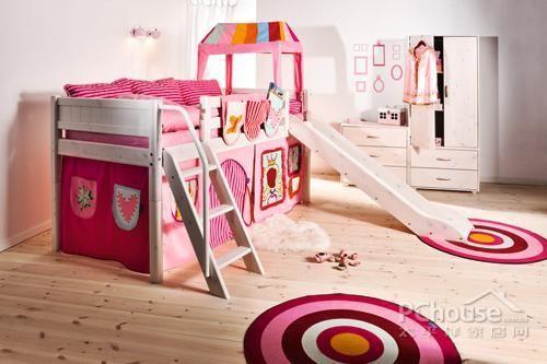 芙莱莎儿童家具装修效果图
