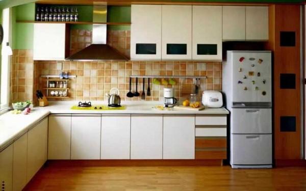 西式厨房装修效果图十五 (2/5)图片