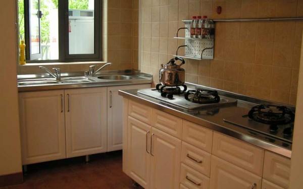 西式厨房装修效果图十一 (4/4)图片