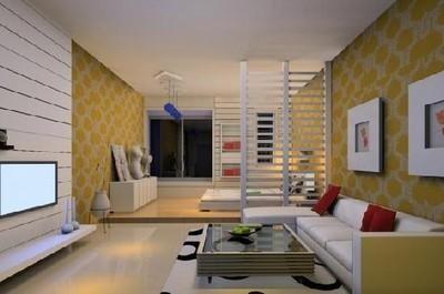 8万搞定40平一居室小户型装修装修效果图