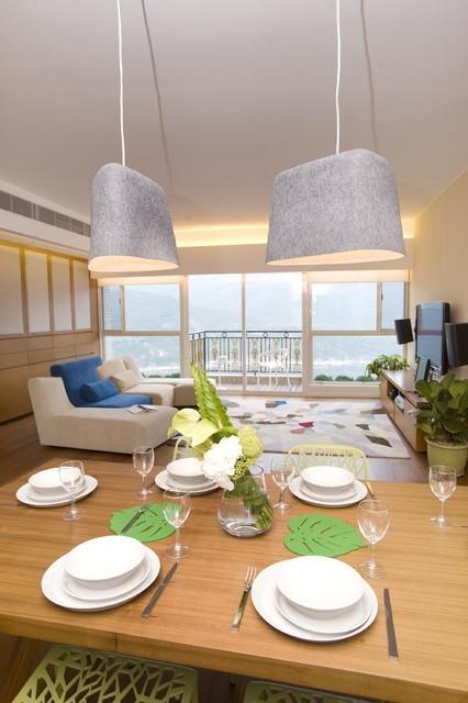 90平临海小户型餐厅装修效果图大全2012图片装修效果