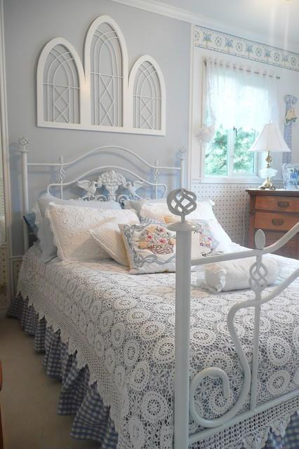欧式卧室装修效果图大全2012图片 卧室床头半圆形造型