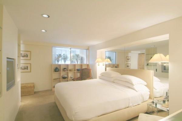 10万打造90平米欧式风格卧室装修效果图大全2012图片 (2/4)