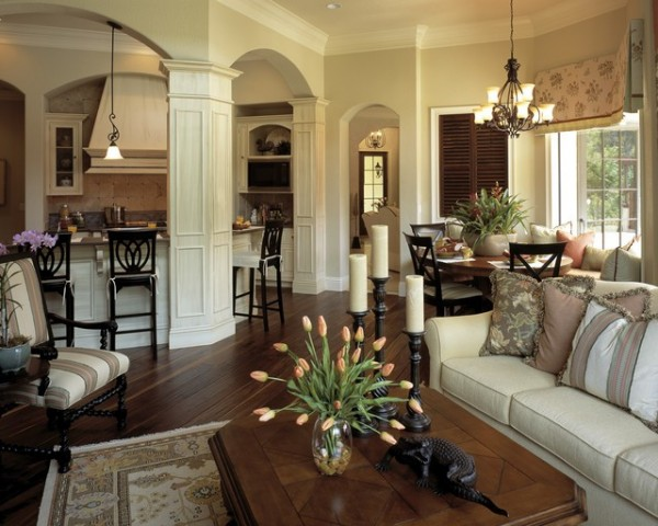 豪华别墅欧式客厅装修效果图大全2013图片装修效果图