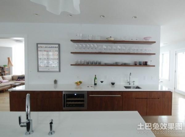 家庭厨房装修效果图大全2012图片 (2/4)