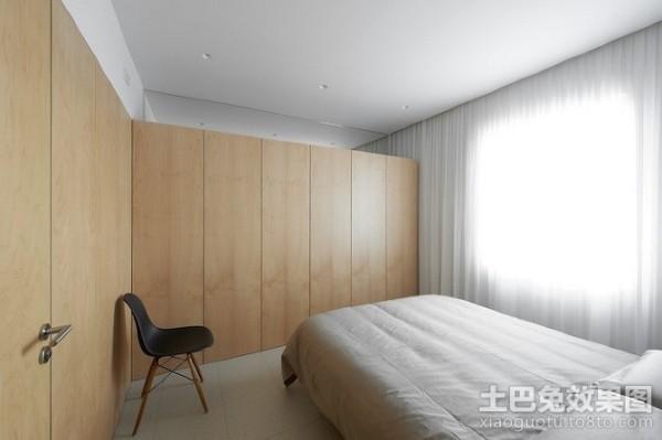 极简风格小卧室装修效果图大全2012图片装修效果图
