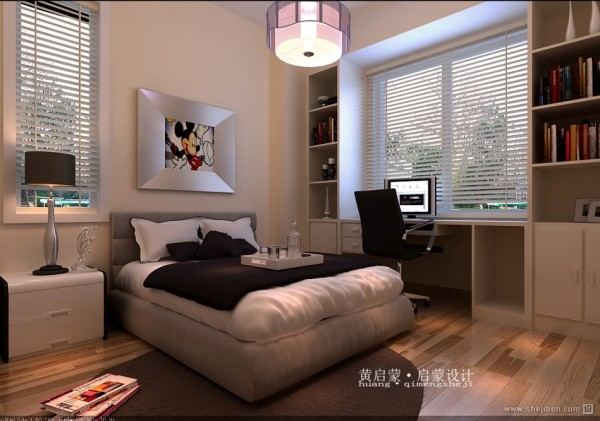 家居图库 90平米小户型客厅装修效果图大全20.