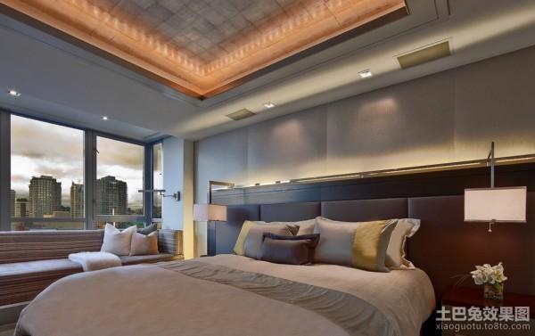 后现代风格家具卧室装修设计效果图 (2/4)图片