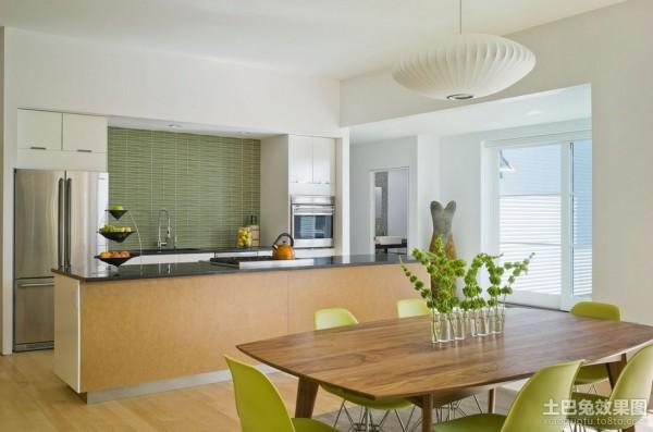 小户型厨房 装修 效果图简约 装修 效果图