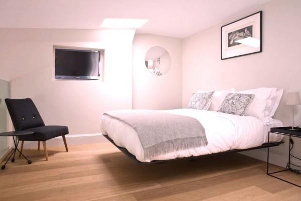 50平米小户型简约卧室装修效果图 (1/3)图片