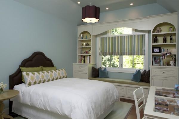 欧式卧室飘窗装修效果图大全装修效果图