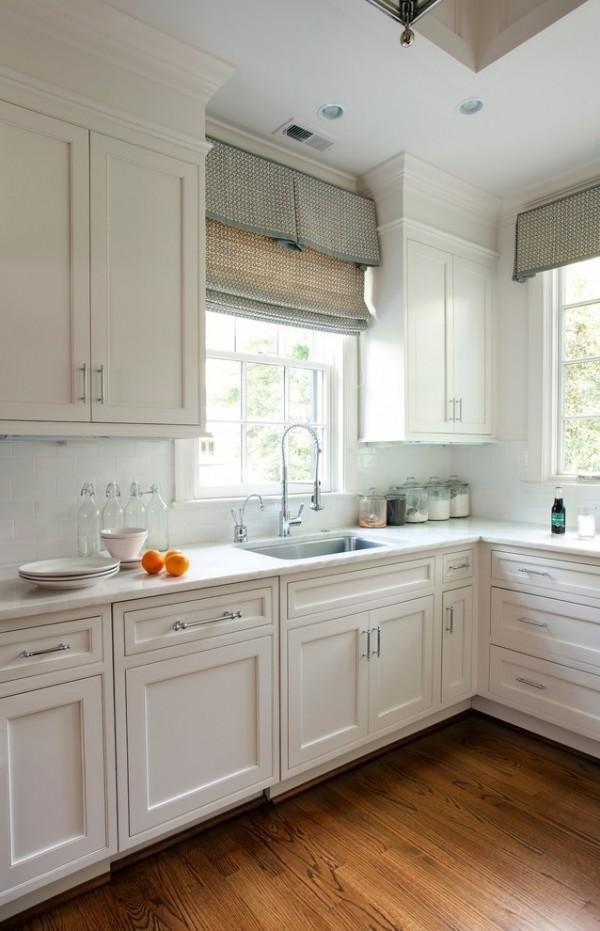 欧式厨房吊柜图片大全装修效果图