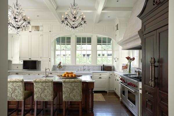 家居图库 欧式简约厨房门装修效果图 > 第3张  共 4 张图片